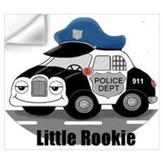 Little Rookie Wall Decal